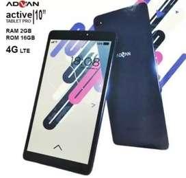 """Tab Tablet Advan i10 (2Gb/16Gb) 10,1""""inci Quad Core 2 kartu"""