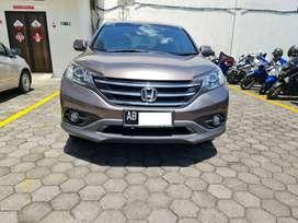Honda CR-V 2.4 2012 Tangan Pertama Rawatan Bengkel Resmi