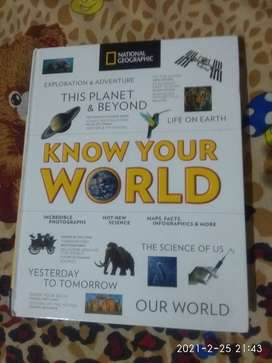 Know your words (national geographic))