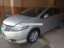 Honda city on essay installment and less profit