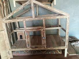 All types of cage and table