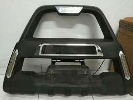 tanduk/palang/bumper depan mobil avanza
