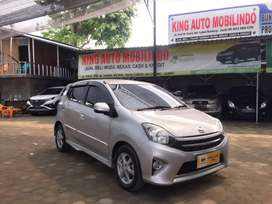 Toyota Agya 1.0 Trd 2014 Matic plat BH Terawat