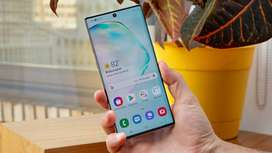 Samsung Note 10 plus ON EASY INSTALLMENTS