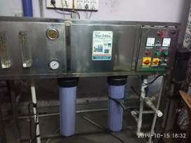 Water purification (RO system control panel)