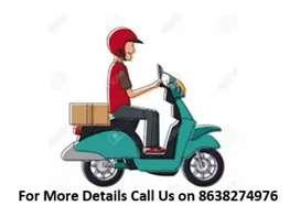 Urgent Hiring Delivery Executives for Itanagar
