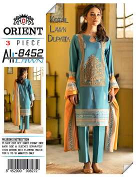 Factory rate lawn 9070 airjet dawood fabric high quality 100+ designs