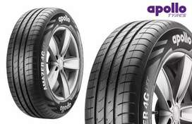 New Apollo tyre for Innova