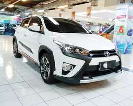Toyota Yaris TRD Heykers 2017 manual , KM 11.000
