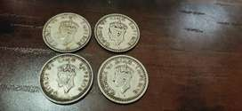 ( Silver )70 years old coin one piece 3,000₹