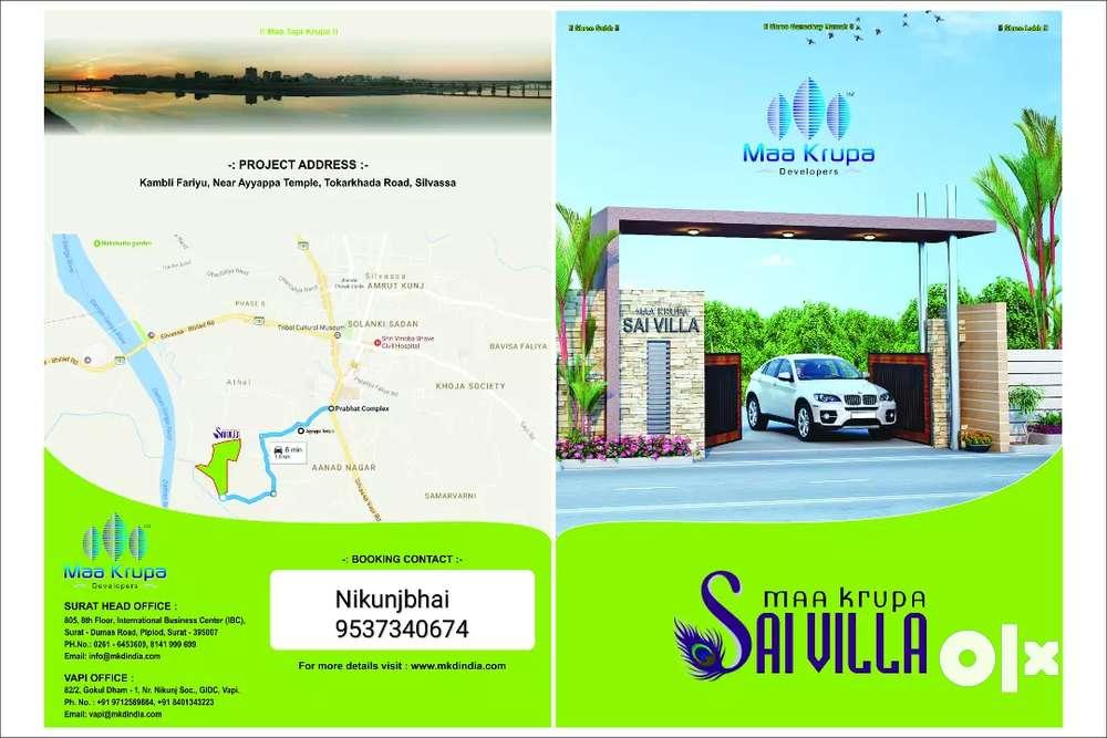 residential open plots with amenities in tokarkhada road, silvassa.