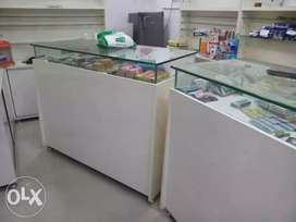 Furniture for medical/optical store