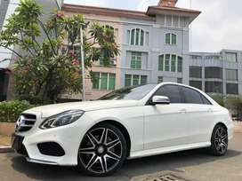 E400 AMG Dynamic 2015 Nik15 White Km20rb Antik Panoramic 2TV RSE PBD