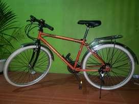 Sepeda Federal Cycle 2000 jual santai