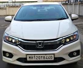 Honda City VX CVT i-vtec, 2018, Petrol
