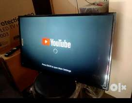 50 inch android led with 1 year warranty