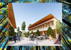 Nouka Village perumahan berkonsep villa di Bandung Barat