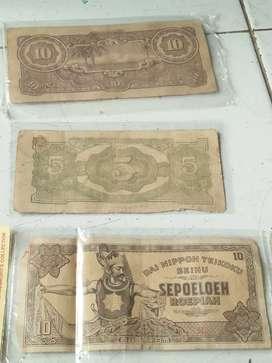Uang kuno jual borongan