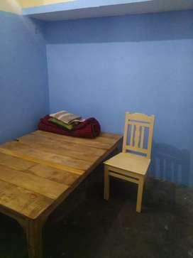 Single room set for boy and girl