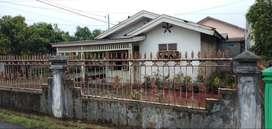 Rumah Klasik Halaman Luas dalam Kota Kisaran
