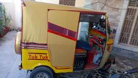Riksha for sale new condition home use