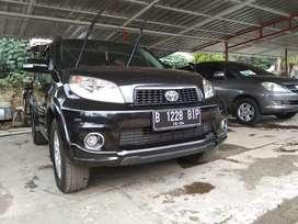 Toyota Rush G 1.5 MT 2014 Hitam