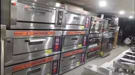 Commercial pizza oven slush deep fryar hot plate bakery counter Etc