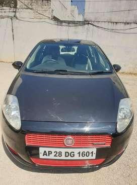 Fiat Punto 1.4 Emotion, 2011, Diesel