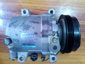 ac compressor for car second hand used delhi