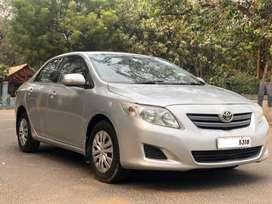 Toyota Corolla Altis 1.8 J, 2009, CNG & Hybrids