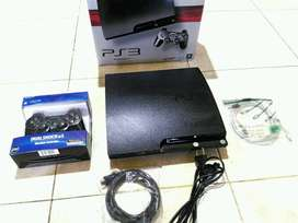 Ps 3 slim baru hd 160gb segel void
