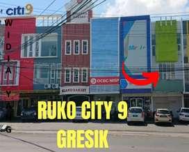 Ruko City 9 Jalan Wahidin Kebomas Gresik 3 Lantai