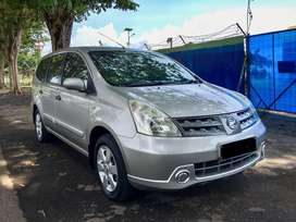 Nissan grand livina xv manual mt 2010
