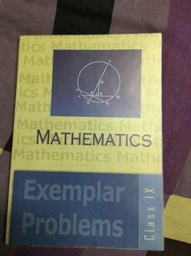 Class 9th maths ncert exemplar book