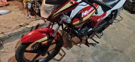 Hero hunk 2009 fully maintained only 35000 kilometrs drive