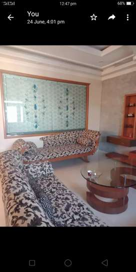 6 bhk luxurious fully furnished house