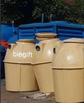 biofillter berteknologi BIOGIFT BK series anti rusak