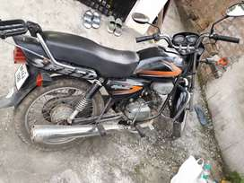 Hello Every one I want to sell by bike kindly contact genuine person.