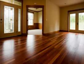 Wood flooring pvc panel wallpaper