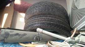 Tyres for sale,155 R65 13 ,7 months used