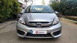 Honda Amaze 1.2 E i-VTEC, 2018, Petrol