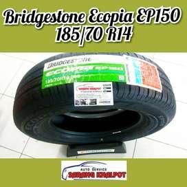 Ready Ban 185/70 R14 Bridgestone Ecopia Mobil Avanza Promo!!