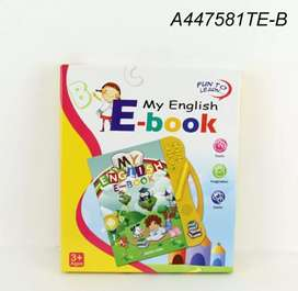 My English E-Book For Kids