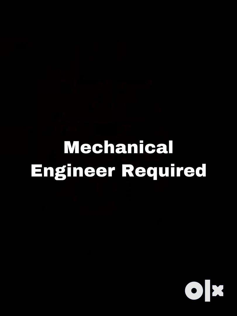 Mechanical engineer required for crusher and surface miner 0