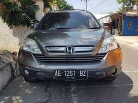 HONDA CR-V 2.4 matic 2009 dijual cepat