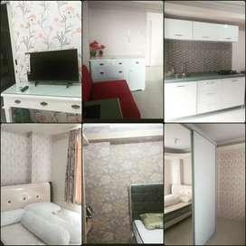 Disewakan 2 bedroom furnish Bassura city