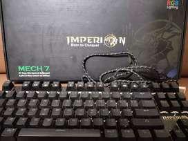 Keyboard Imperion Mech 7 RGB