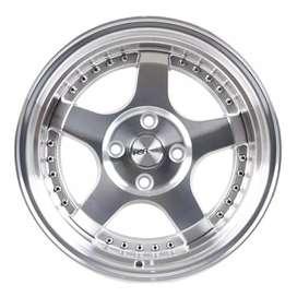 VELg import ring15 HSRwheel dobel pcd 8×100+114,3 cicilan 0%