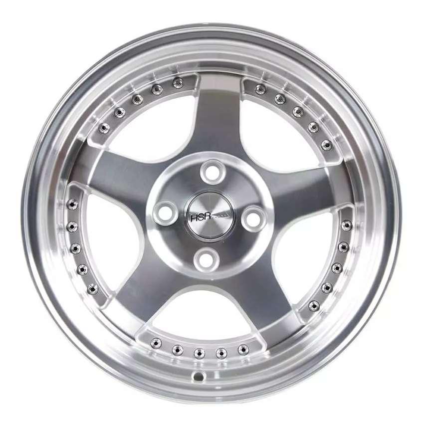 VELg import ring15 HSRwheel dobel pcd 8×100+114,3 cicilan 0% 0
