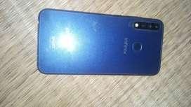 Infinix smart3plus triple camera phone urgent sale